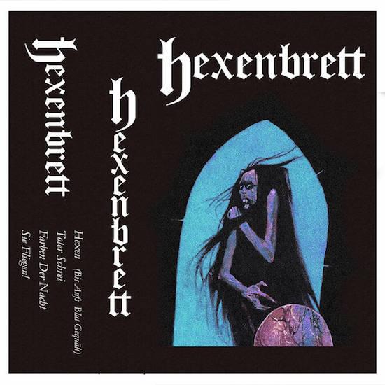 HEXENBRETT - Erste Beschwörung