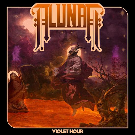 ALUNAH - Violet Hour