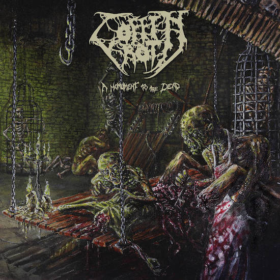 COFFIN ROT - A Monument To The Dead