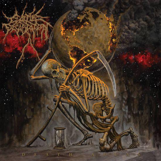 CATTLE DECAPITATION - Death Atlas