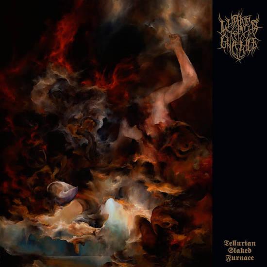 LURKER OF CHALICE - Tellurian Slaked Furnace