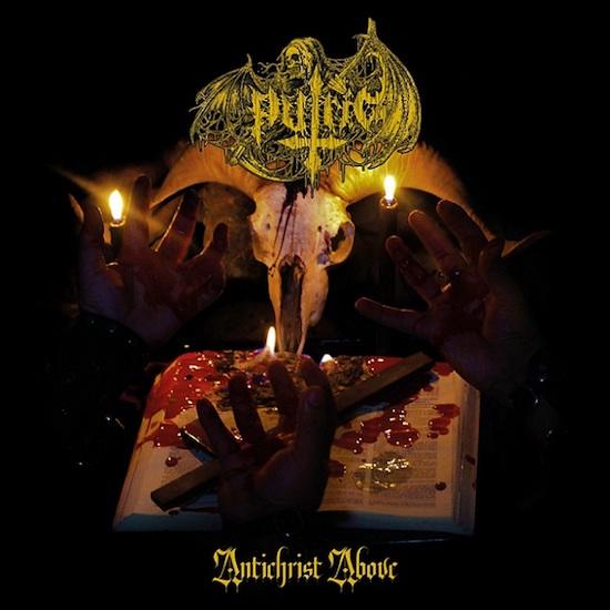 PUTRID - Antichrist Above