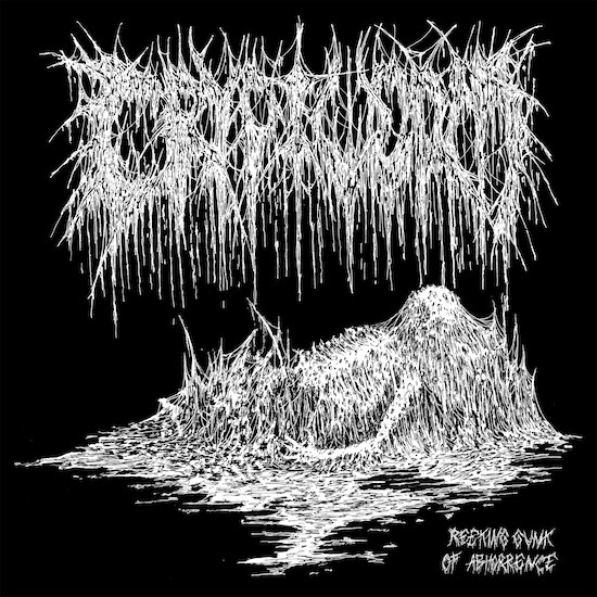 CRYPTWORM - Reeking Gunk Abhorrence