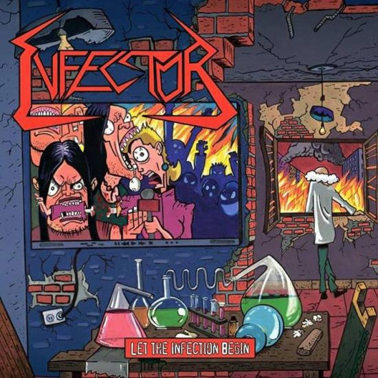 INFECTOR - Let The Infection Begin