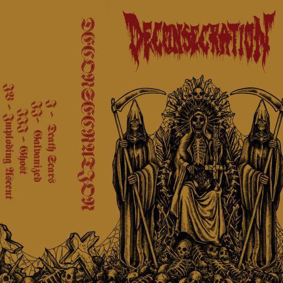 DECONSECRATION - Demo