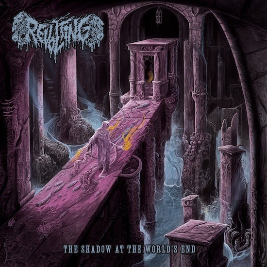 REVOLTING - The Shadow At The World's End