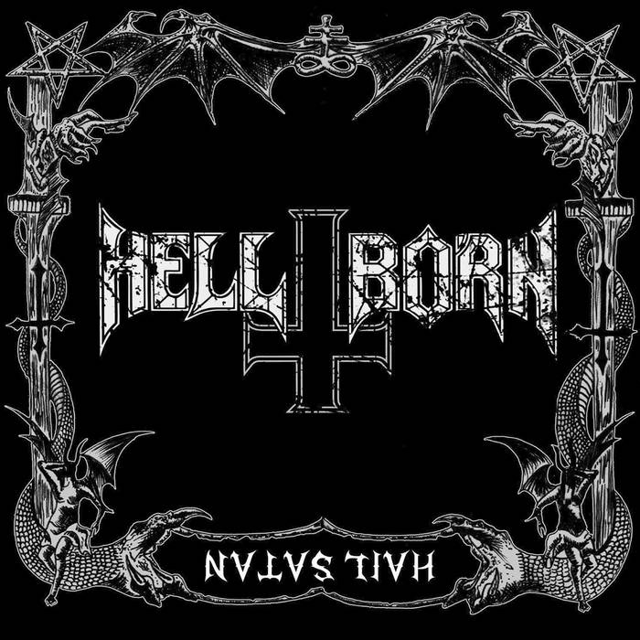 HELL-BORN - Natas Liah