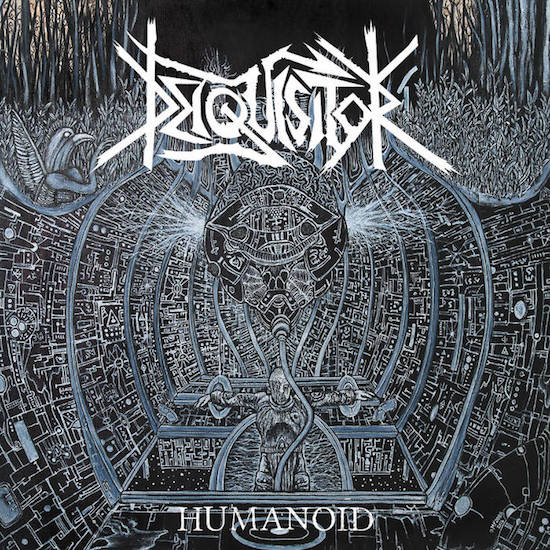 DEIQUISITOR - Humanoid