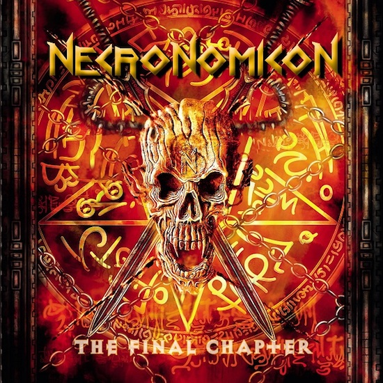 NECRONOMICON - The Final Chapter