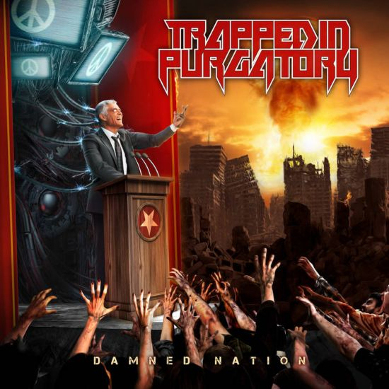 TRAPPED IN PURGATORY - Damned Nation