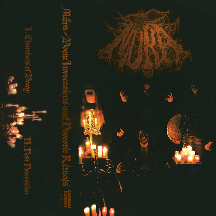 MŮRA - Doom Invocations And Narcotic Rituals