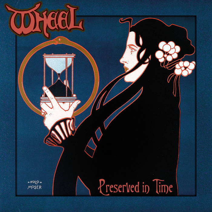 WHEEL - Preserved In Time