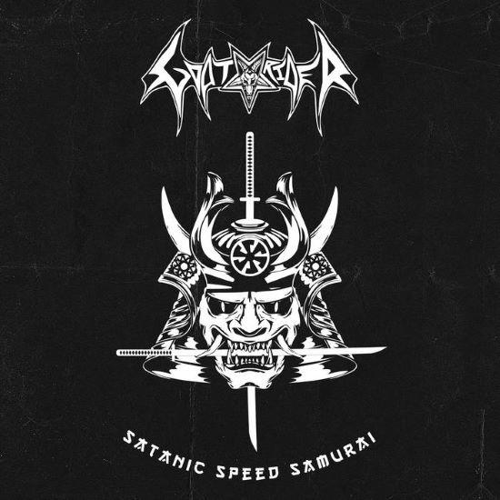 GOAT RIDER - Satanic Speed Samurai