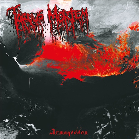 TARDUS MORTEM - Armageddon