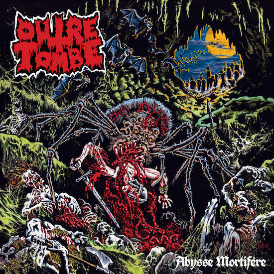 OUTRE-TOMBE - Abysse Mortifère