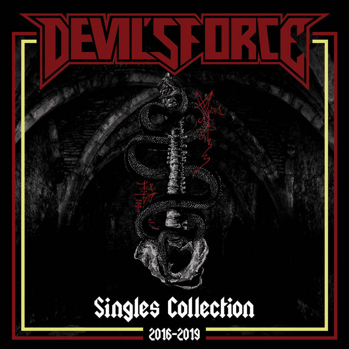 DEVIL'S FORCE - Singles Collection 2016-2019