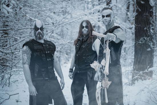 Devilish Impressions - with Quazarre (vocals, guitars)