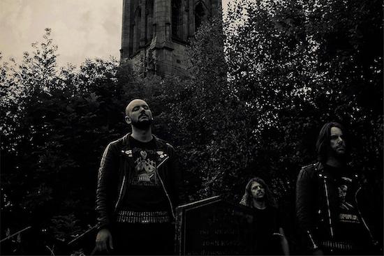 Aggressive Perfector - with General Holocausto (vocals, guitars)