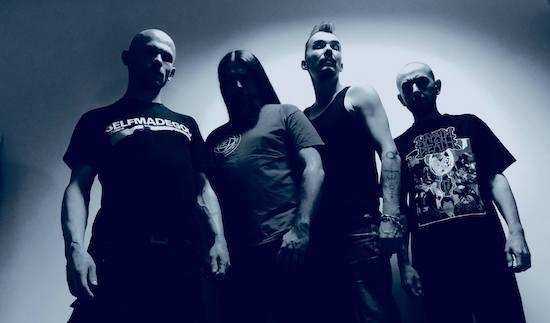 Antigama - with Sebastian Rokicki (guitars)