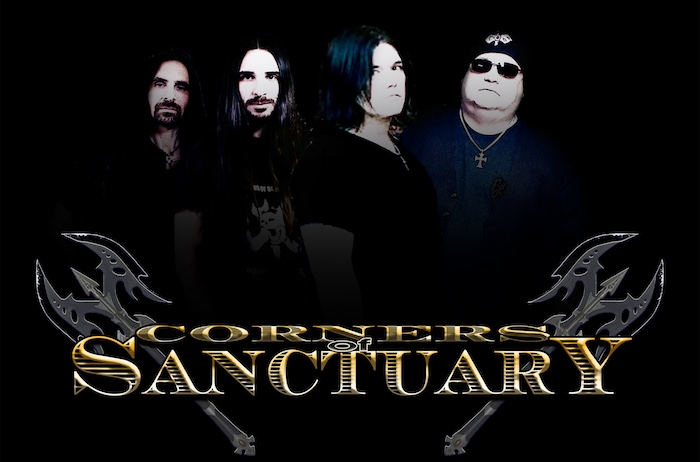 Corners Of Sanctuary - with Mick Michaels (guitars, keyboards)