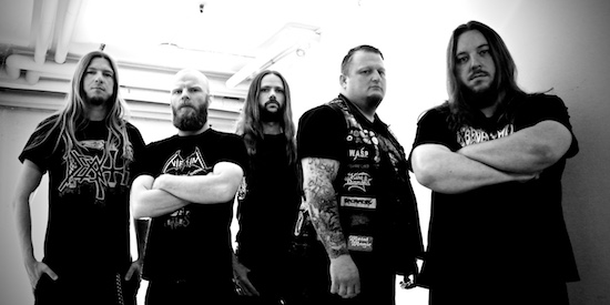 Crocell - with Andreas (drums), Asbjørn (vocals), Onkel (bass)