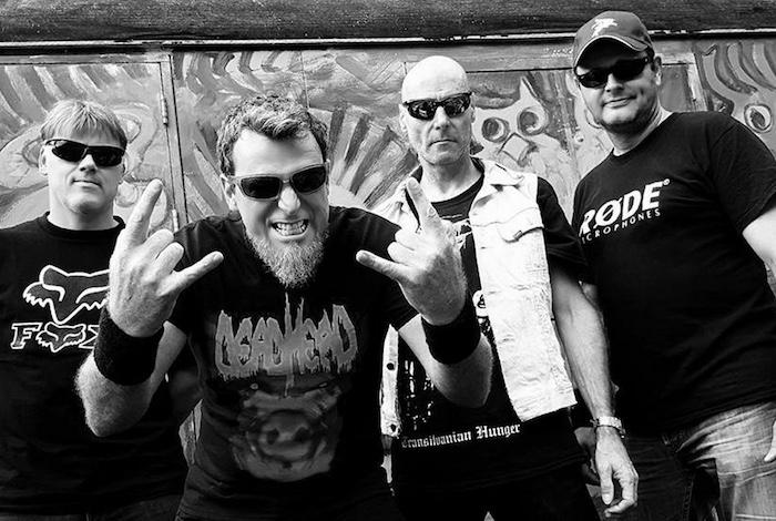 Dead Head - with Robbie Woning (guitars)