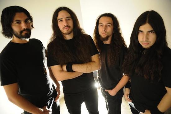 Exmortus - with Conan (vocals/guitar)