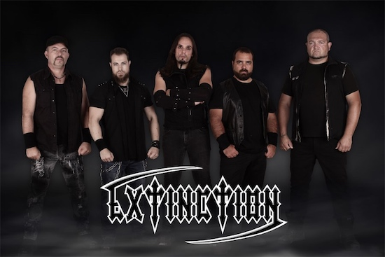 Extinction - with Danilo Bonuso (guitar)