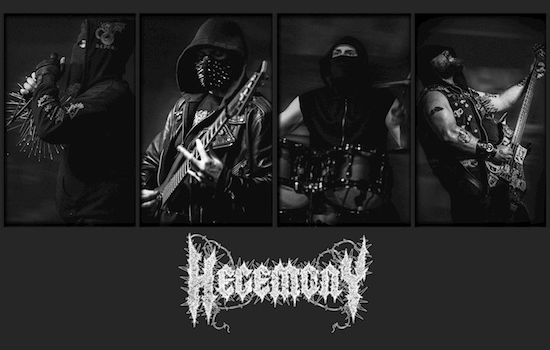 Hegemony - with Barbaric Progenitor (guitars)