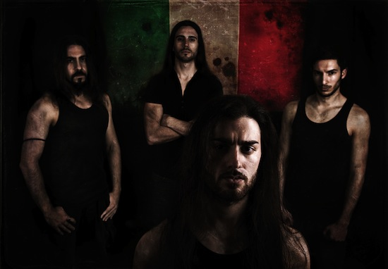 Hour Of Penance - with Giulio (guitar)