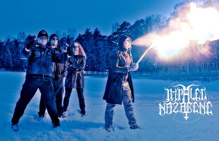 Impaled Nazarene - with Mika Luttinen (vocals)