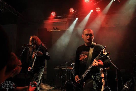 Incarnated - with Pierscien (vocals/guitar)