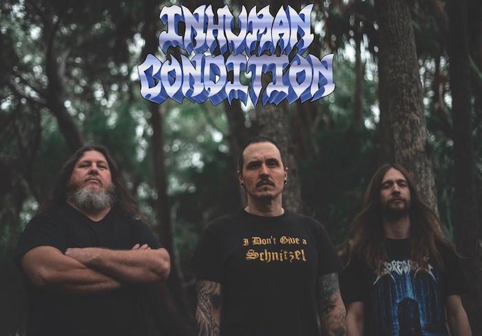 Inhuman Condition - with Taylor Nordberg (guitars) & Jeramie Kling (vocals, drums)