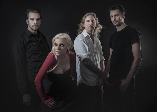 Inner Sense - with Jenny (vocals) & Markus (guitars)