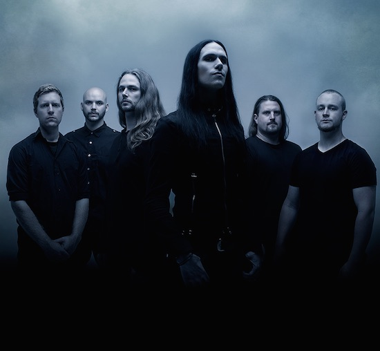 Ne Obliviscaris - with Dan Presland (drums)