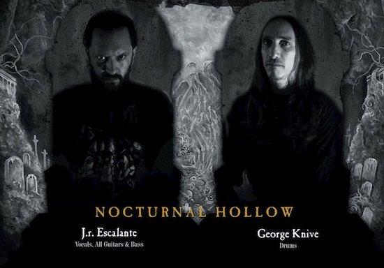 Nocturnal Hollow - with JR Escalante (guitars, vocals)
