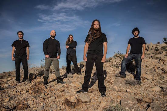 Rivers Of Nihil - with Adam Biggs (bass, vocals)