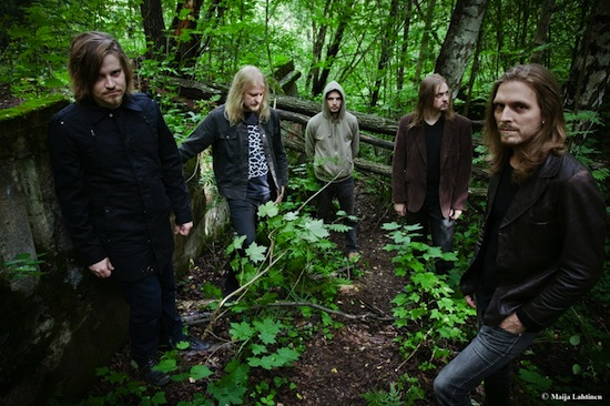 Oranssi Pazuzu - with Jus-His (vocals/guitar)