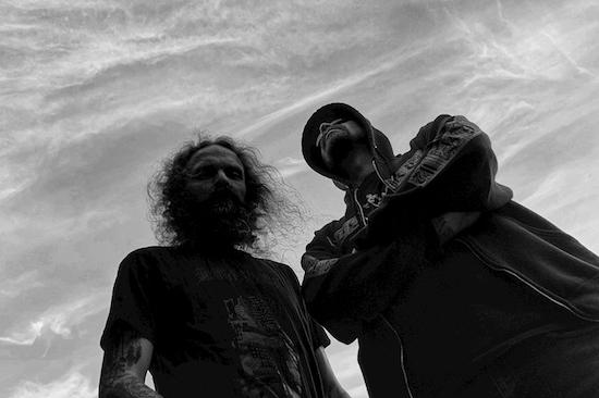 Saltas - with Nicklas Rudolfsson (vocals, guitars)