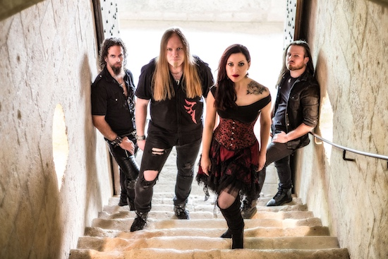 Sirenia - with Emmanuelle Zoldan (vocals)