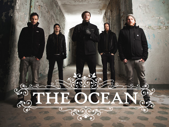 The Ocean - with Loïc (vocals) & Robin (guitar)