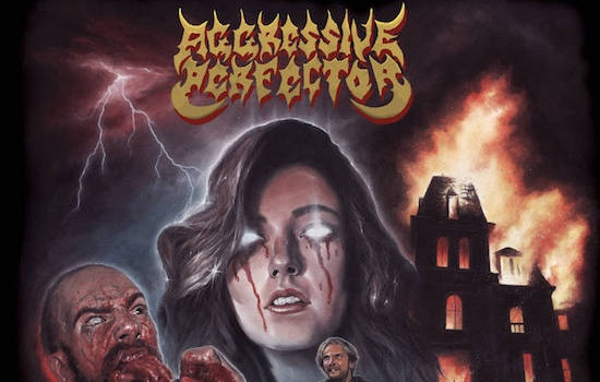 MB Premiere and Interview: AGGRESSIVE PERFECTOR - 'Havoc At The Midnight Hour' full album stream