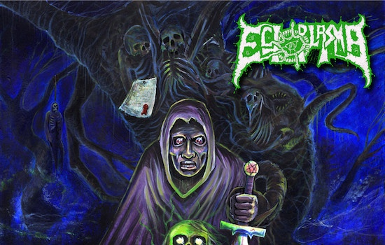 MB Premiere and Review: ECTOPLASMA - 'The Oak Spewed Foul Whispers'