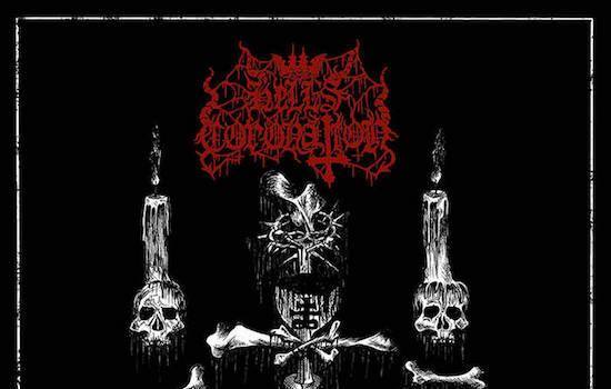 MB Premiere: HELL'S CORONATION - 'Ritual Chalice Of Hateful Blood' full album stream