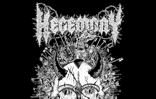 MB Premiere and Interview: HEGEMONY - 'Enthroned by Persecution' full album stream