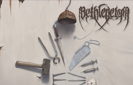 MB Premiere: BETHLEDEIGN - 'Iconography of Suffering'