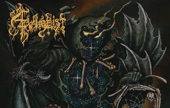 MB Premiere and Review: ÆVANGELIST - 'Nightmarecatcher' full album stream