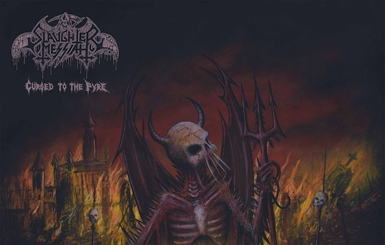 MB Premiere and Review: SLAUGHTER MESSIAH - 'From The Tomb Into The Void'