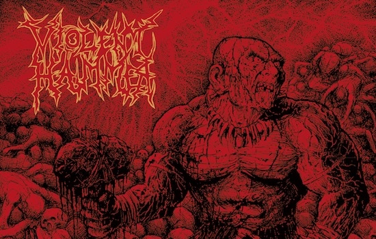 MB Premiere and Review: VIOLENT HAMMER - 'Riders Of The Wasteland' full album stream