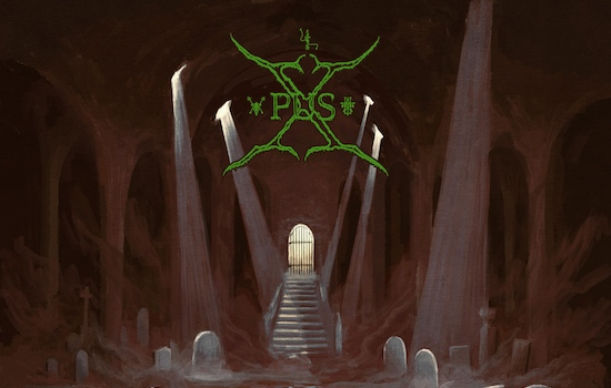 MB Premiere and Review: XPUS - 'Into The Sphere Of Madness'